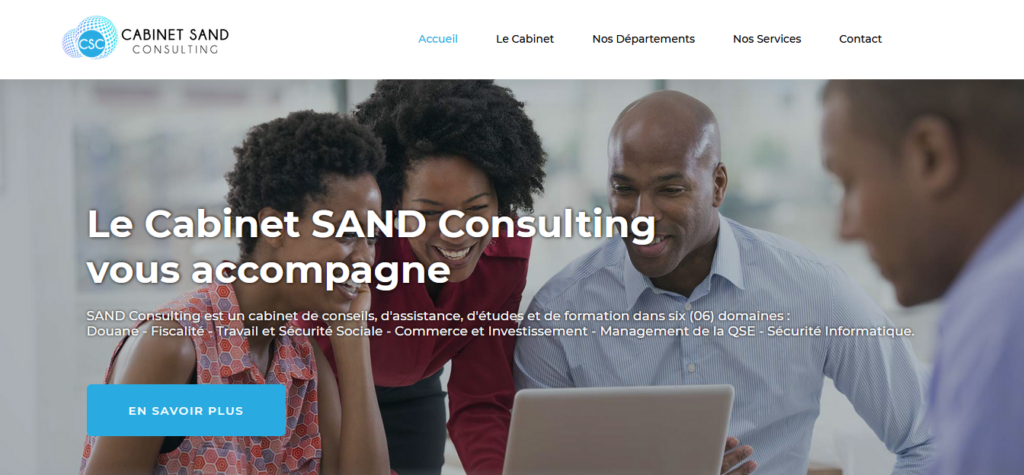 SAND Consulting